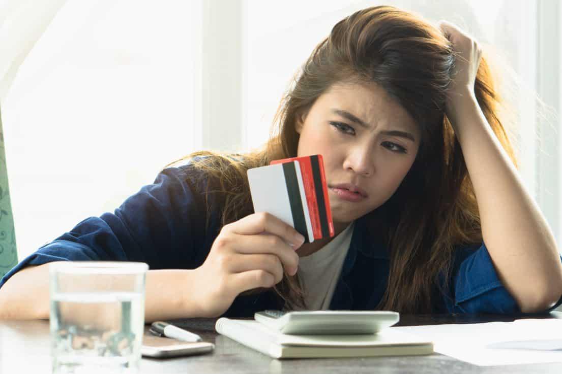 dettes, reduire sont crédit