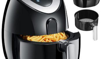 Black Friday friteuse sans huile : meilleure vente