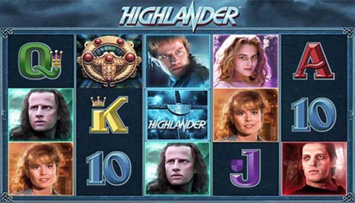 jeu highlander