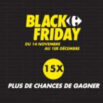 Participez au jeu Carrefour Black Friday 2019