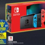 Nintendo switch reduction Carrefour Market
