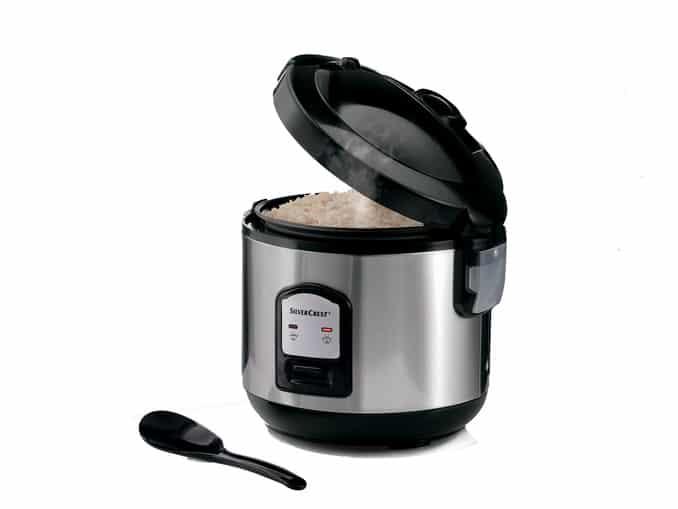 Cuiseur riz Lidl SilverCrest à 15,99€ uniquement sur lidl.fr