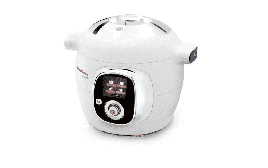 Soldes Cookeo Moulinex : jusqu'à 112€ de remise sur le Multicuiseur Cookeo