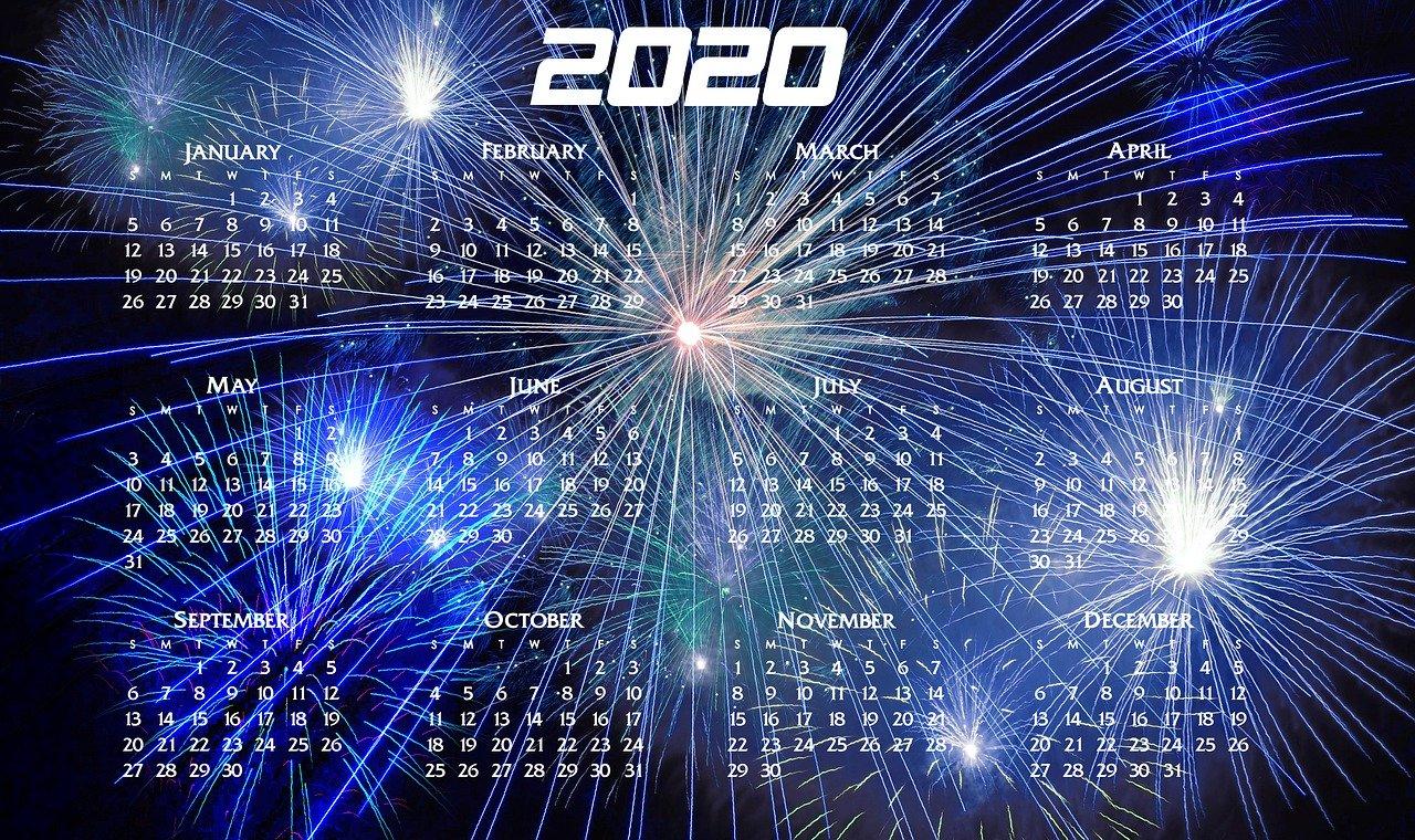 calendrier Jours feriés en mai 2020