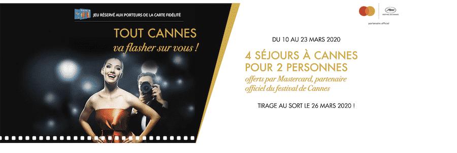 «Tout Cannes va flasher sur vous!» – www.carrefour.fr/animations-magasins (Carrefour animations magasins)
