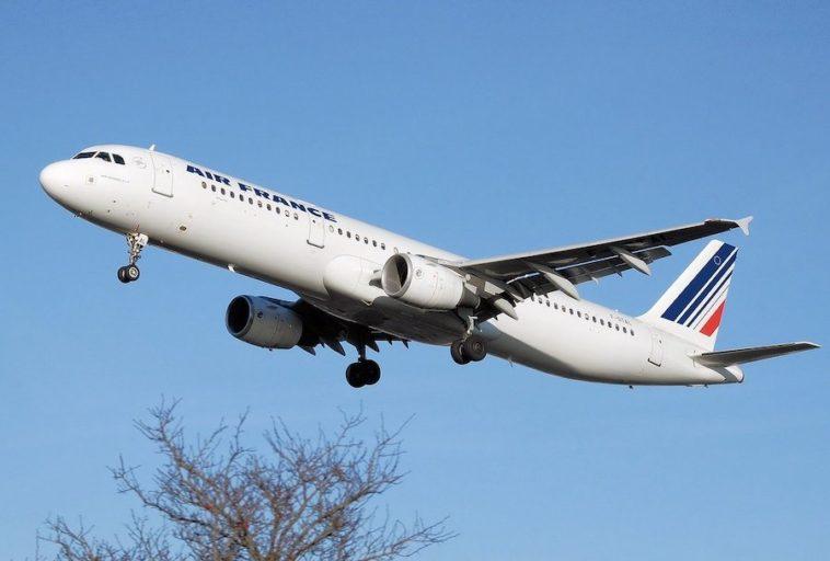 les vols Air France coronavirus