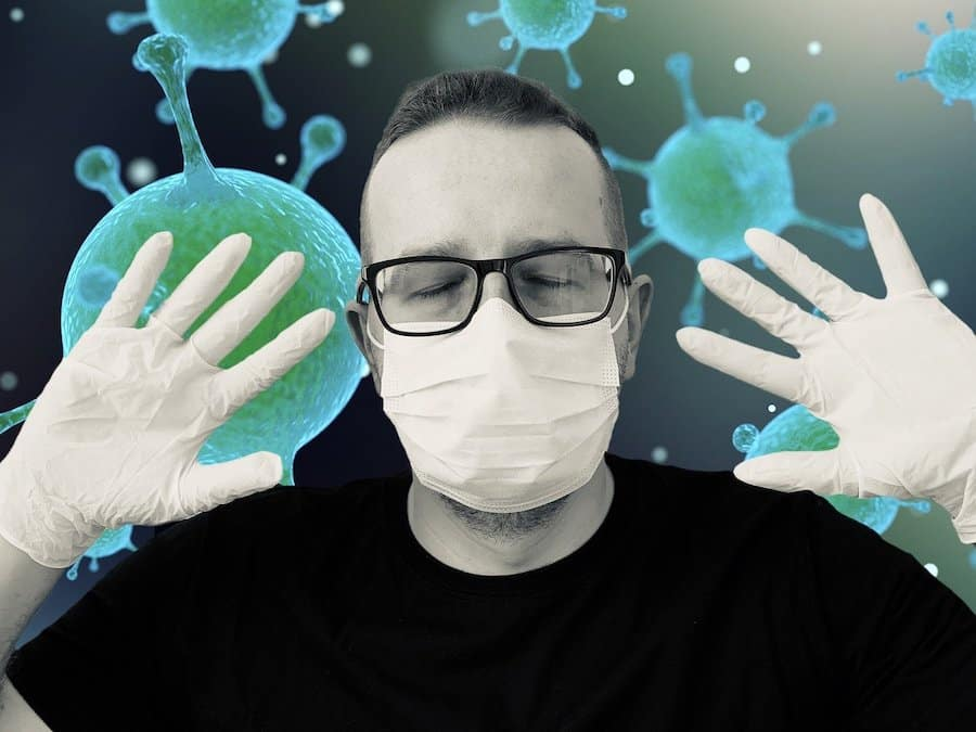 Achat de masque chirurgical & tissu en supermarché, grande surface ou magasin spécialisé