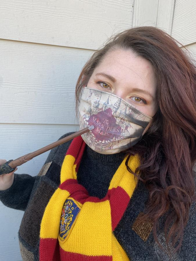 Masque Harry Potter : un modèle qui va ravir les fans d'Harry Potter