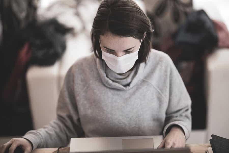 Les grandes marques se sont lancées dans la fabrication de masques !