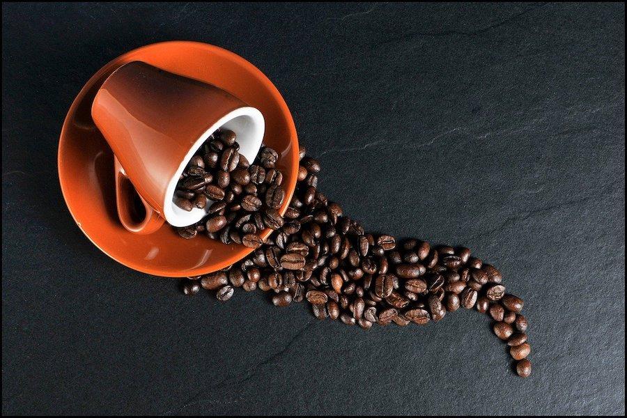 Le Boum des machines à café avec broyeur