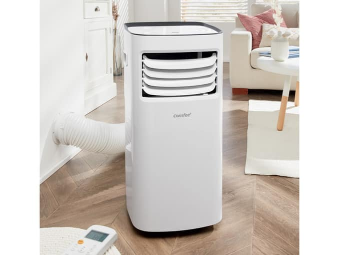air-conditioner LIDL comfee white face