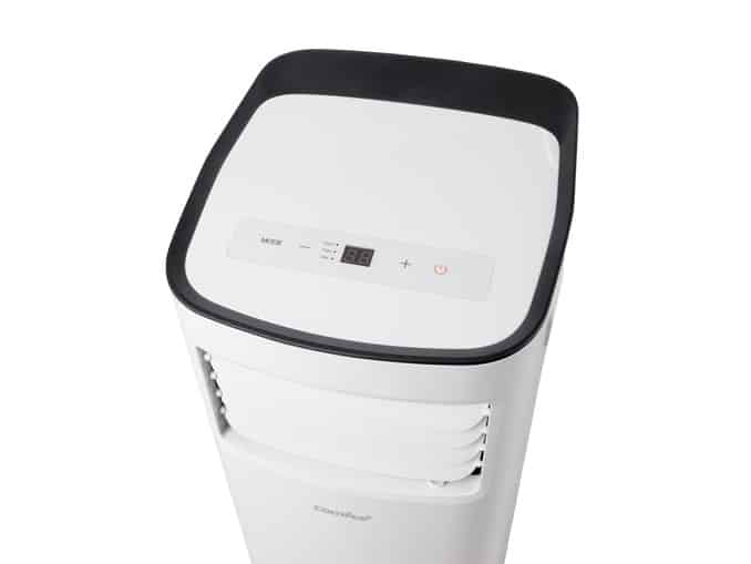 climatiseur LIDL comfee blanc haut