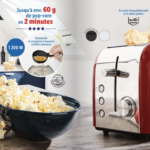 acheter la machine a pop corn Lidl