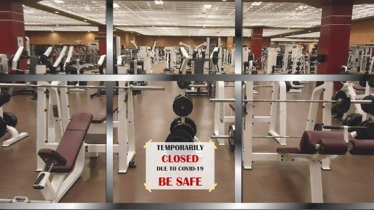 le respect des mesures sanitaires en salle de sport