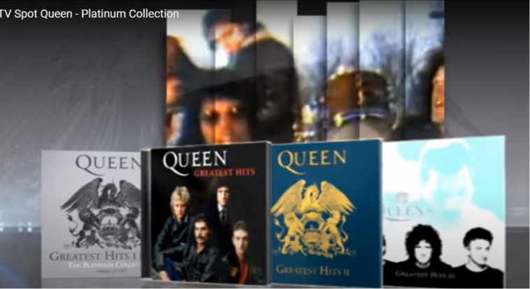 """Queen Greatest Hits I II & III """"the platinium collection"""""""