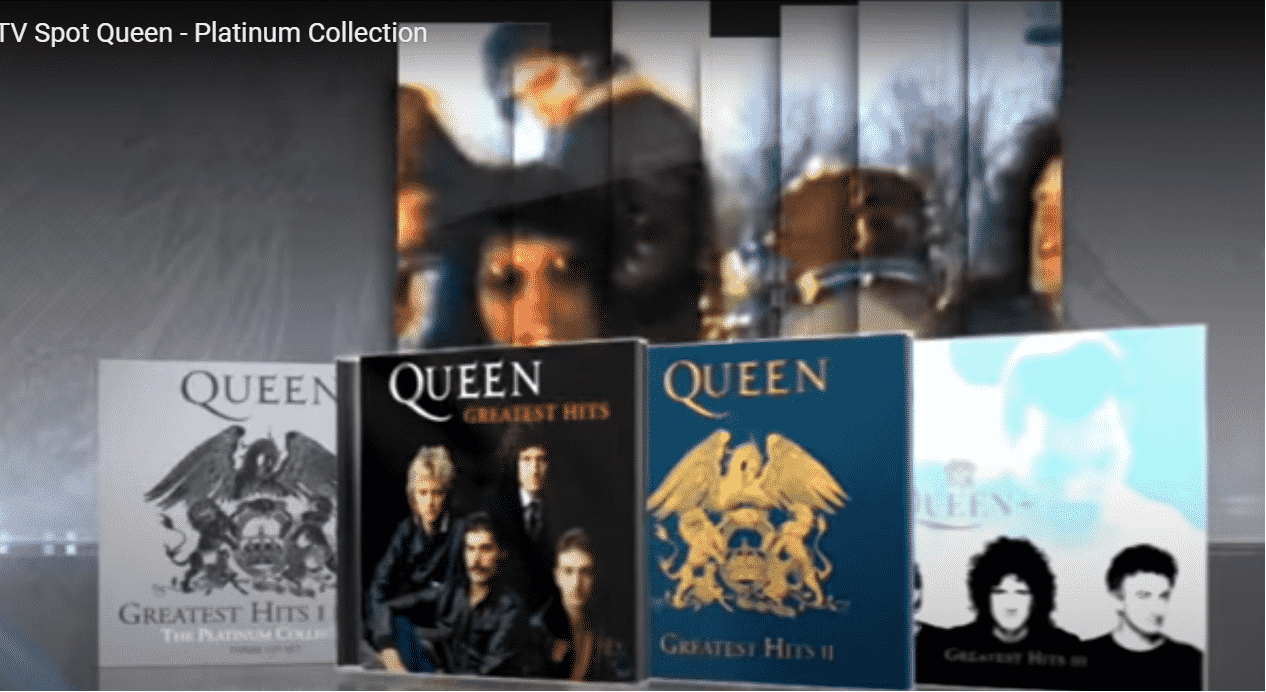 Box set Queen Greatest Hits I II & III « the platinum collection » – 1 coffret 3 CD à acheter à prix spécial!