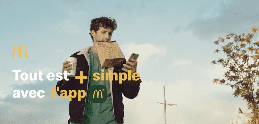 Application Mcdo : une application aux nombreux avantages !