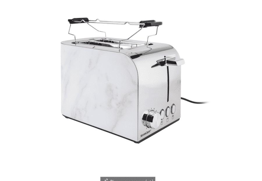 Grille pain LIDL pas cher à 21,99 euros chez LIDL