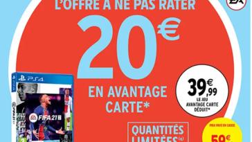 Fifa 21 Intermarché PS4