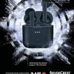 LIDL ecouteurs bluetooth sans fil