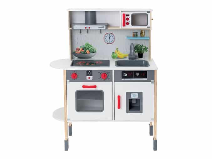 Promo : Cuisine LIDL 2020 pour enfant (cuisine en bois jouet)  à 49.99 €!