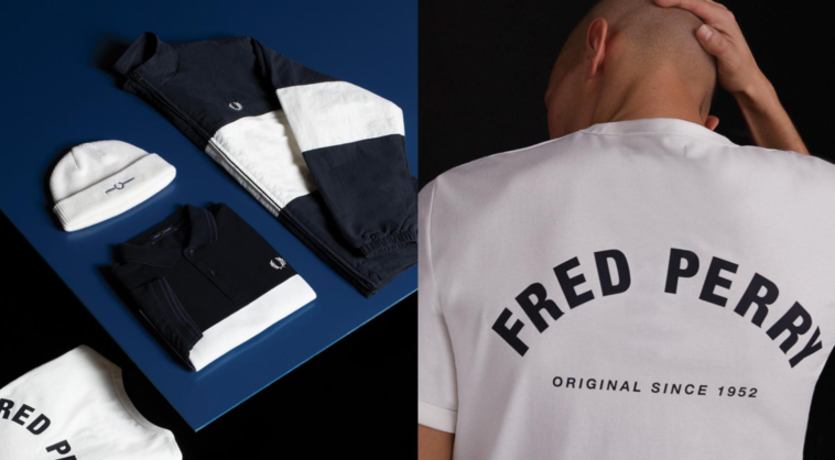 Black Friday Fred Perry : meilleure vente