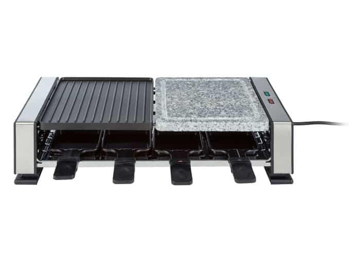 Appareil à raclette LIDL : raclette-grill à 24.99 € chez Lidl