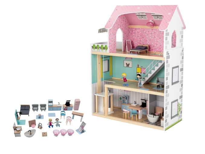 Maison de poupée LIDL