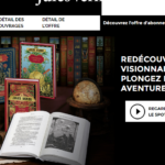 Jules Verne Collection Hetzel