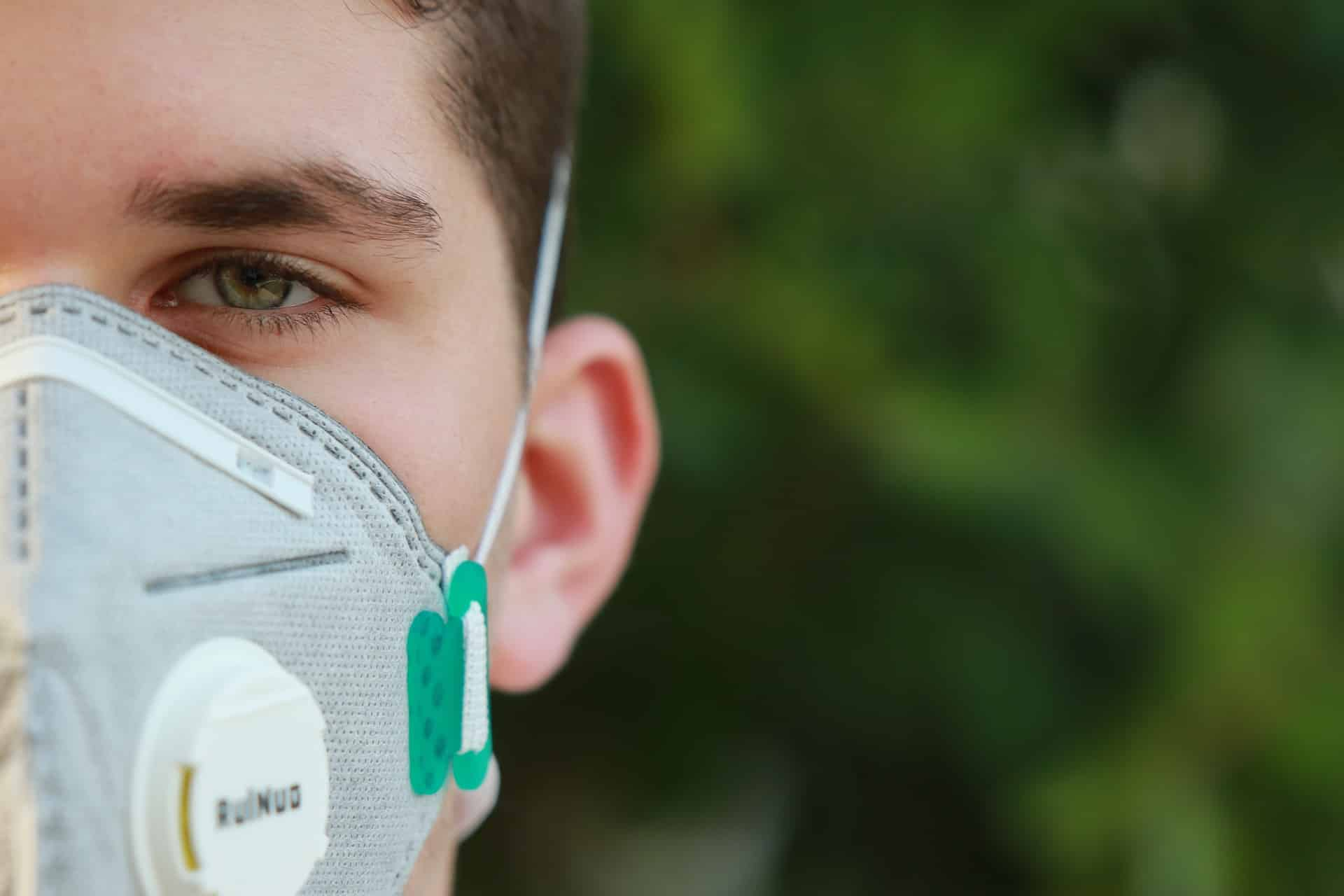 conseils pour limiter les irritations du visage masque
