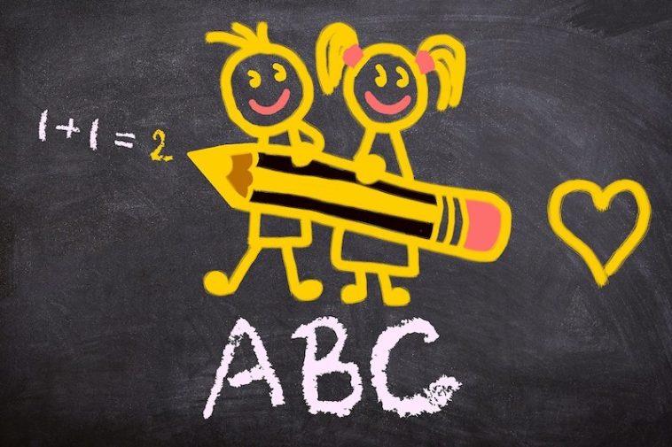 dessin ABC
