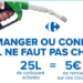 offre carburant carrefour